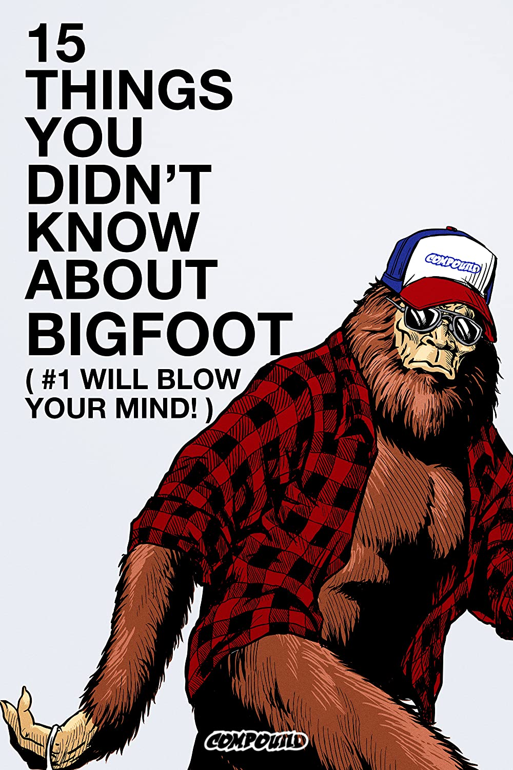 Watch 15 Things You Didn't Know About Bigfoot (#1 Will Blow Your Mind) Online