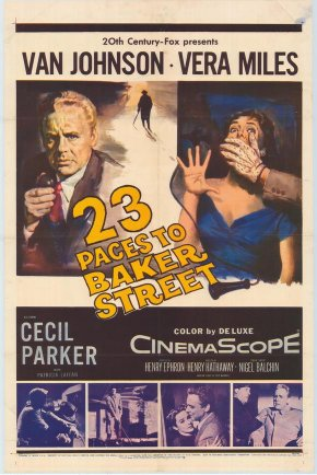 Watch 23 Paces to Baker Street Online