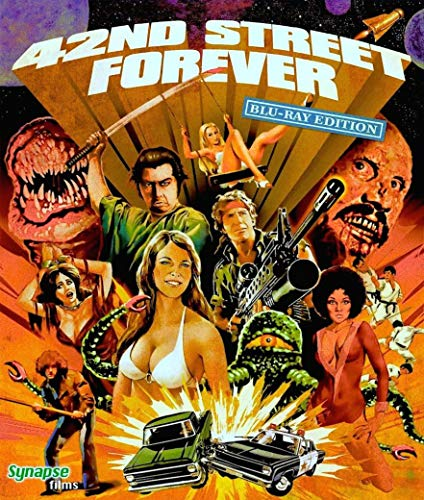 Watch 42nd Street Forever: Blu-ray Edition Online
