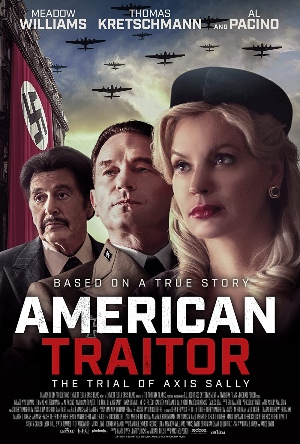 Watch American Traitor: The Trial of Axis Sally Online