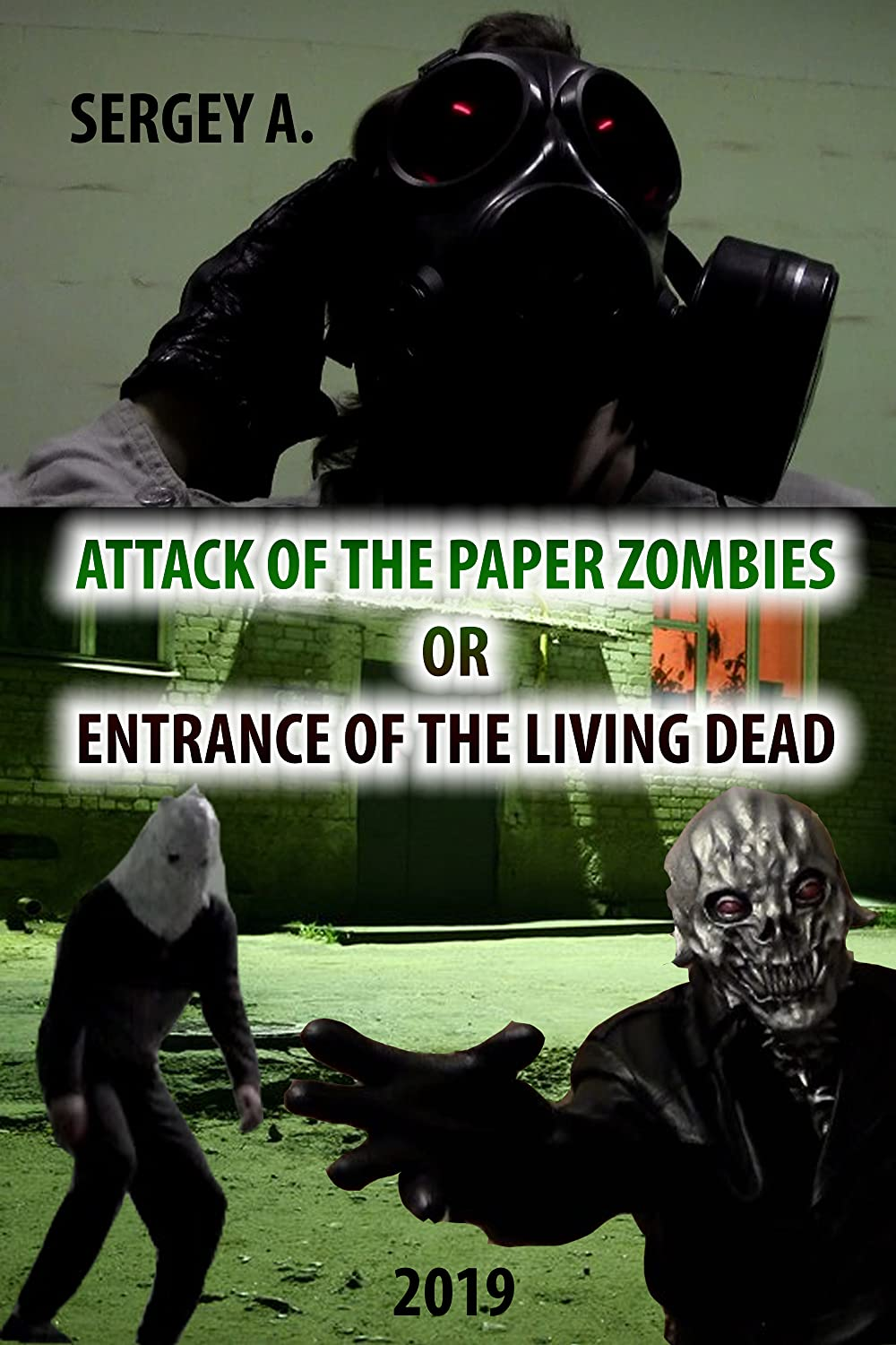 Watch Attack of the paper zombies or entrance of the living dead Online