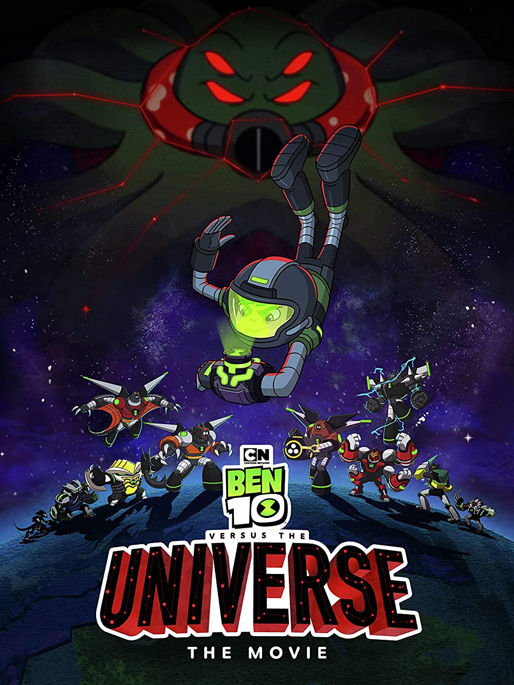 Watch Ben 10 vs. the Universe: The Movie Online