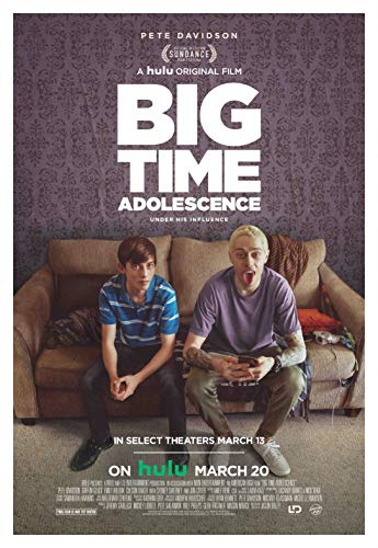 Watch Big Time Adolescence Online