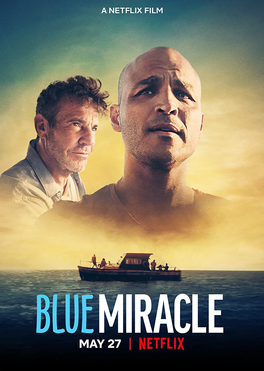 Watch Blue Miracle Online