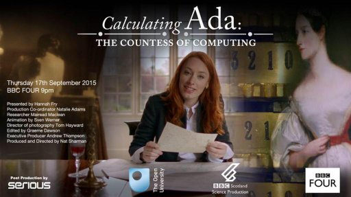 Watch Calculating Ada: The Countess of Computing Online
