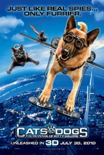 Watch Cats & Dogs: The Revenge of Kitty Galore Online