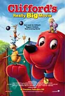Watch Clifford's Really Big Movie Online