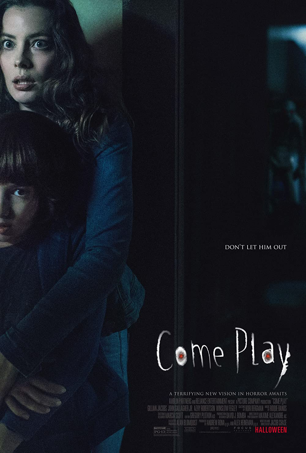 Watch Come Play Online