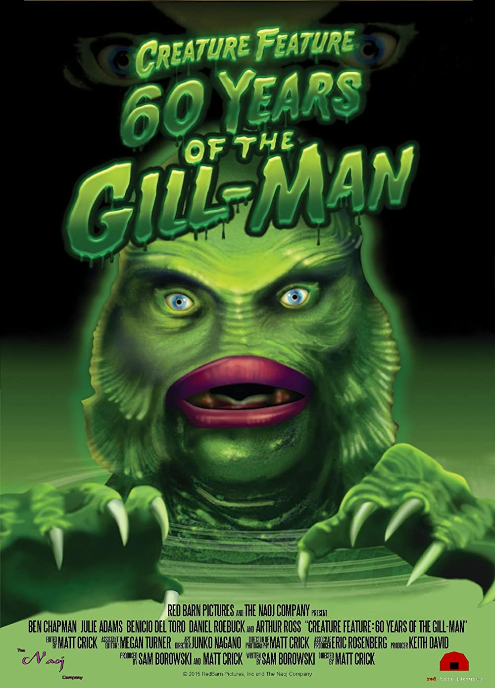 Watch Creature Feature: 60 Years of the Gill-Man Online