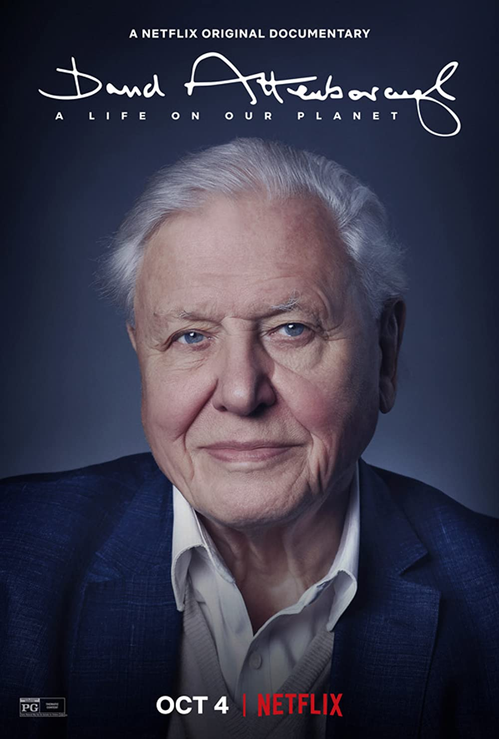Watch David Attenborough: A Life on Our Planet Online