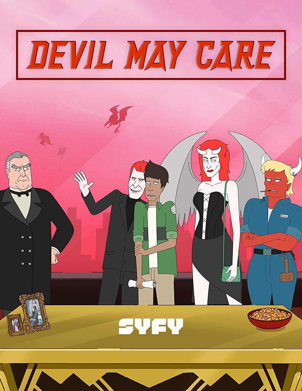 Watch Devil May Care Online