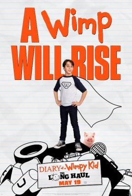 Watch Diary of a Wimpy Kid: The Long Haul Online