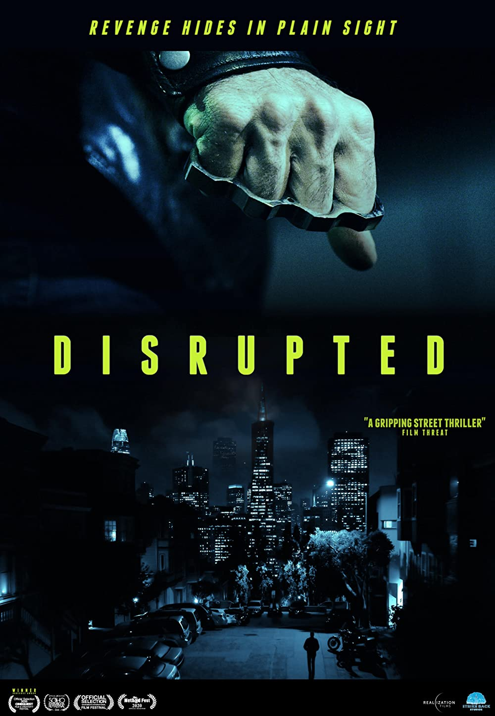 Watch Disrupted Online