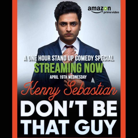 Watch Don't Be That Guy by Kenny Sebastian Online