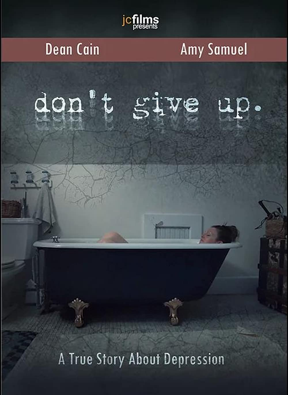 Watch Don't Give Up Online