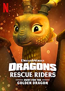 Watch Dragons: Rescue Riders: Hunt for the Golden Dragon Online