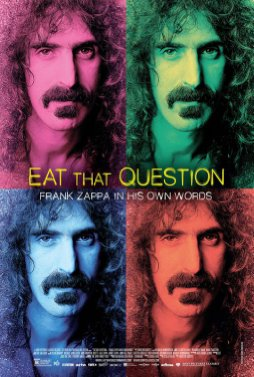 Watch Eat That Question: Frank Zappa in His Own Words Online