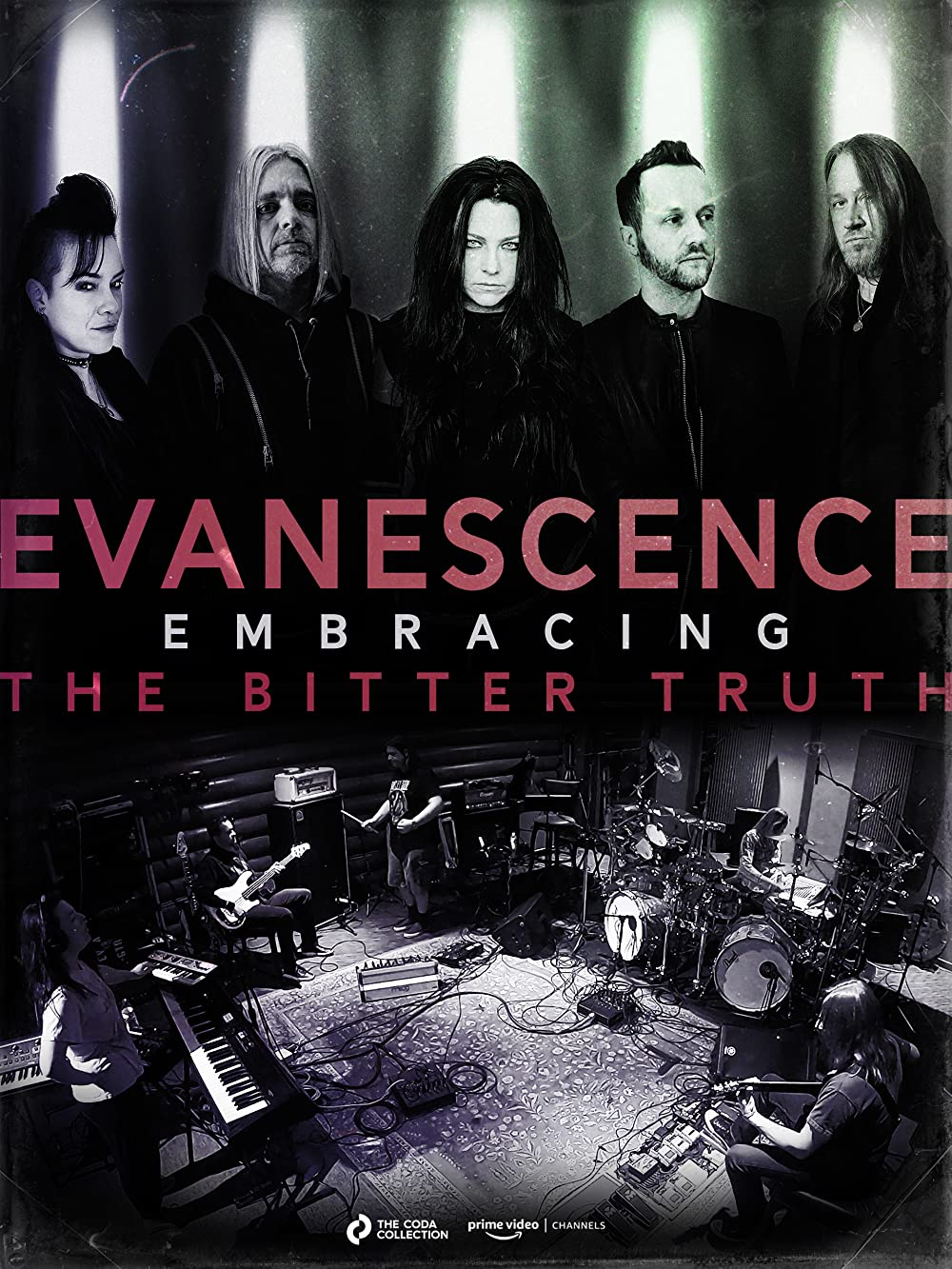 Watch Evanescence: Embracing the Bitter Truth Online
