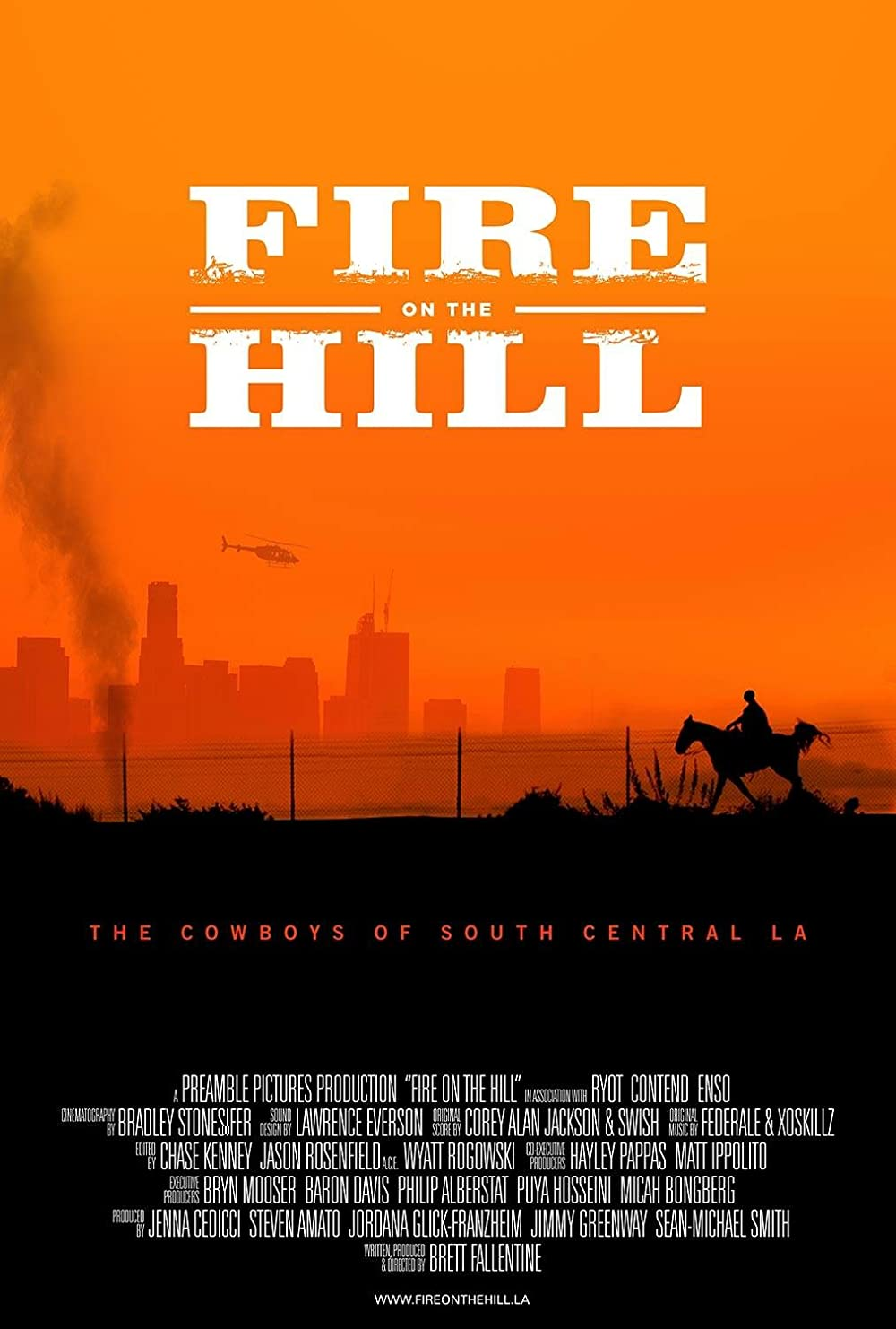 Watch Fire on the Hill Online