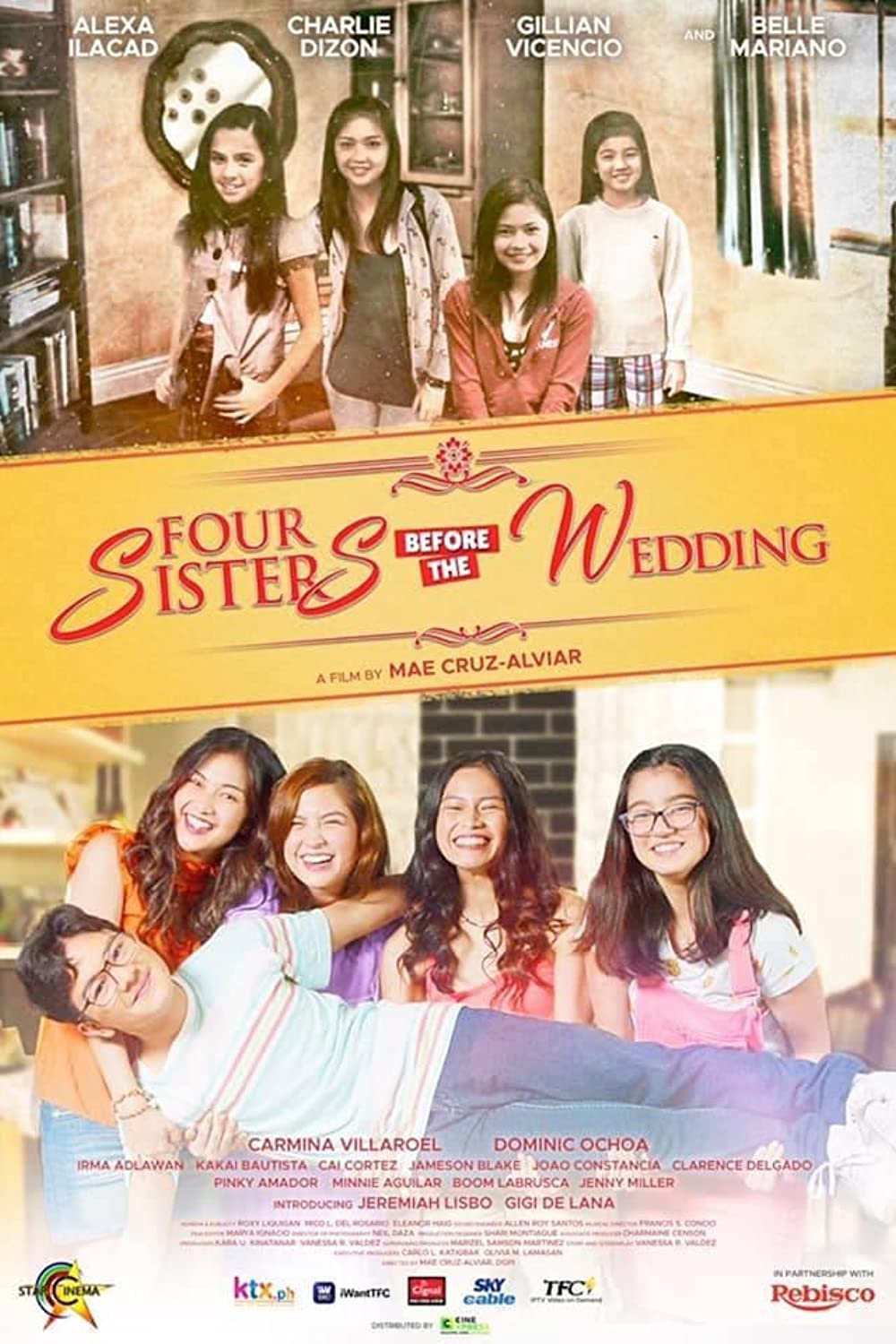 Watch Four Sisters Before the Wedding Online