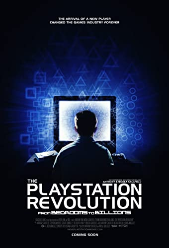 Watch From Bedrooms to Billions: The Playstation Revolution Online