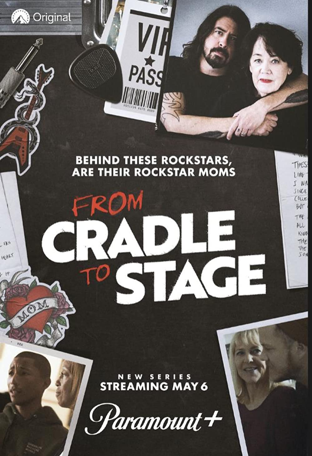 Watch From Cradle to Stage Online