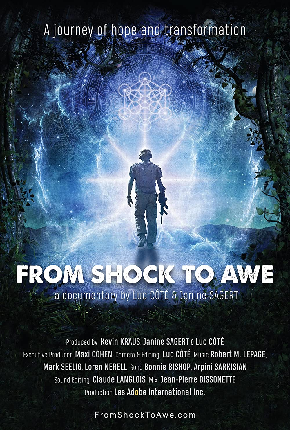 Watch From Shock to Awe Online