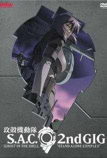 Watch Ghost in the Shell: Stand Alone Complex - Solid State Society Online