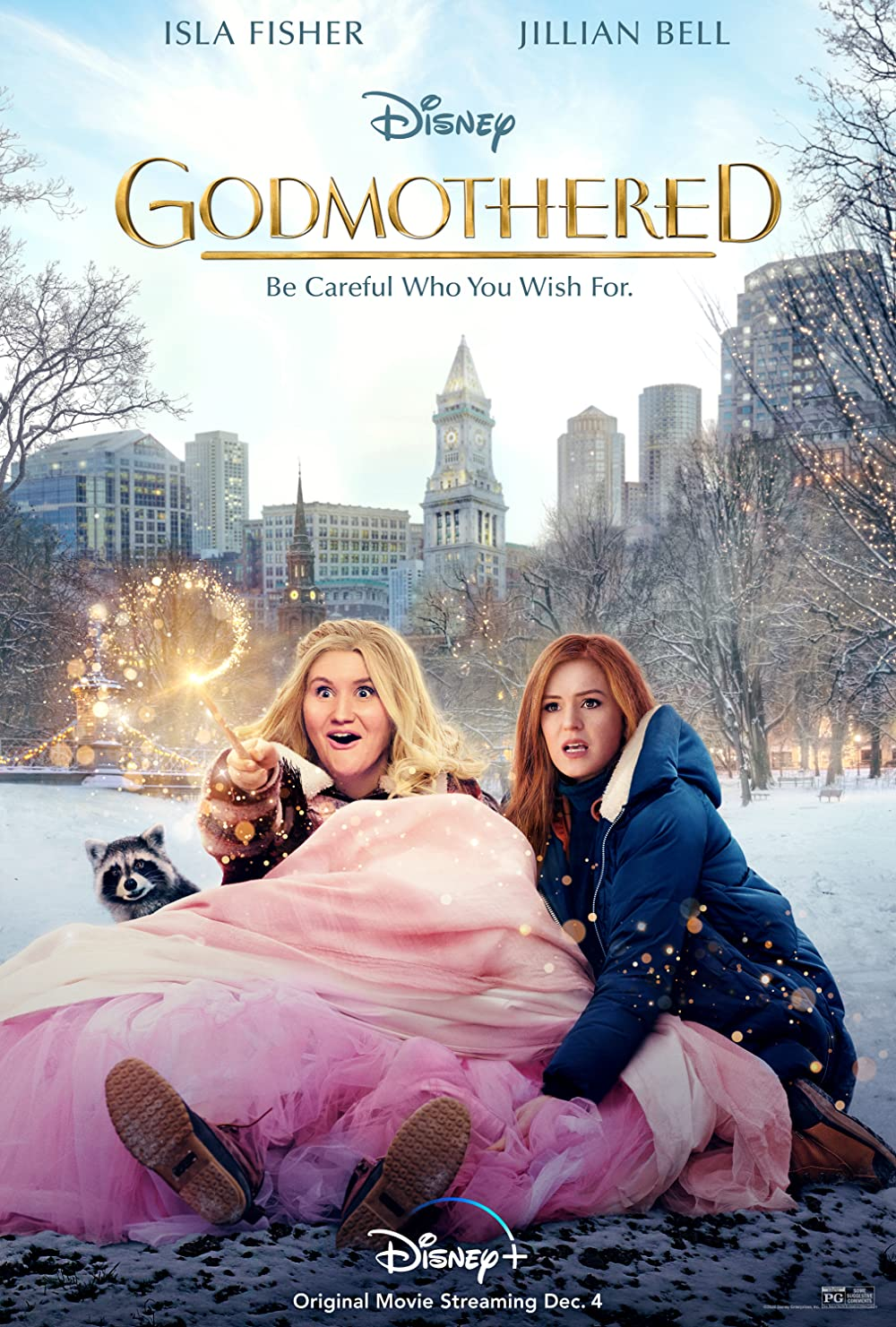 Watch Godmothered Online
