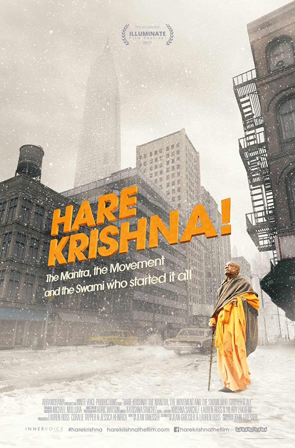 Watch Hare Krishna! The Mantra, the Movement and the Swami Who Started It Online