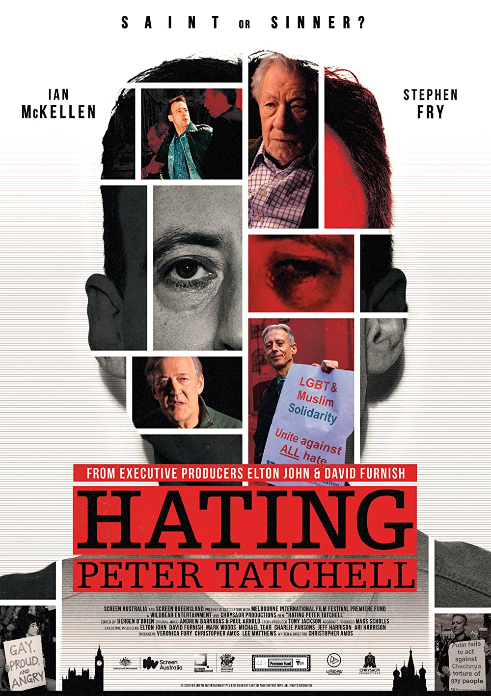 Watch Hating Peter Tatchell Online
