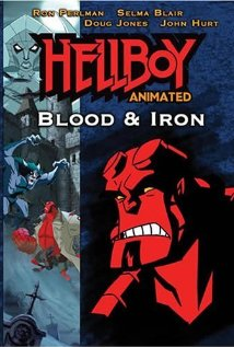Watch Hellboy Animated: Blood and Iron Online