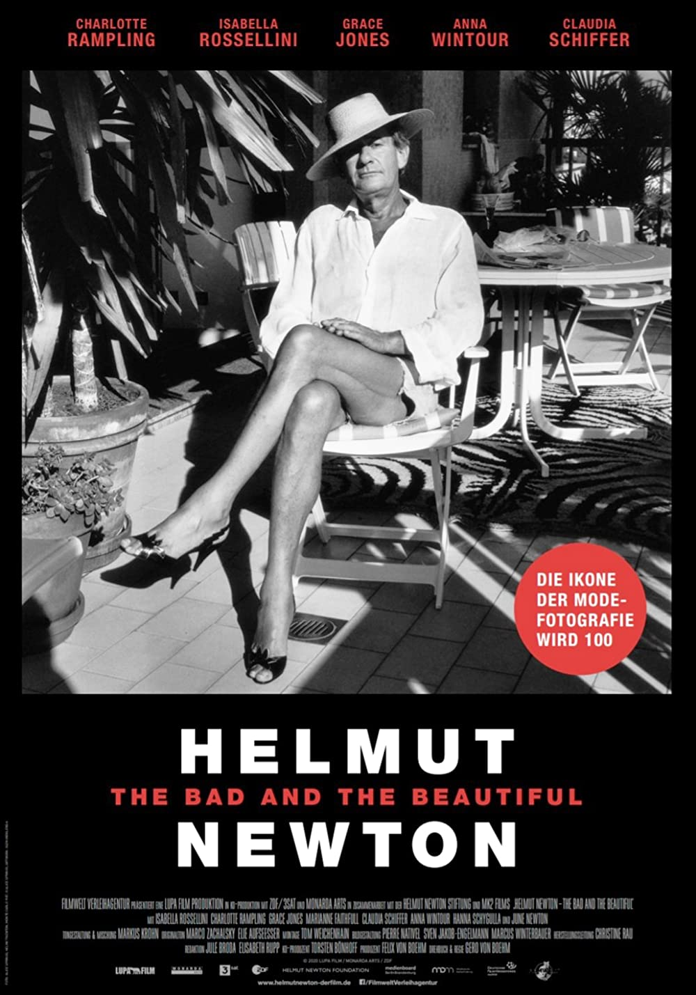 Watch Helmut Newton: The Bad and the Beautiful Online