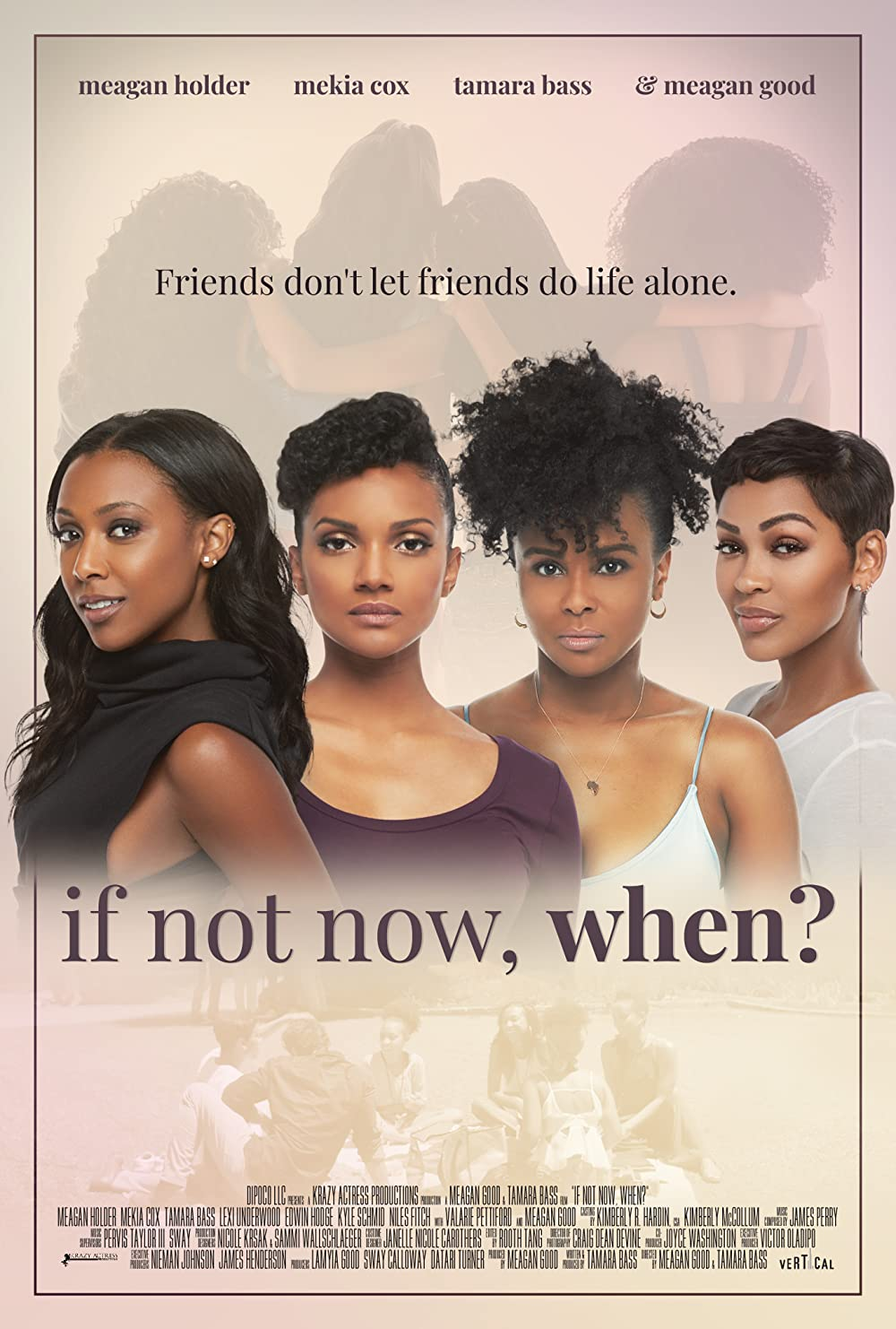 Watch If Not Now, When? Online