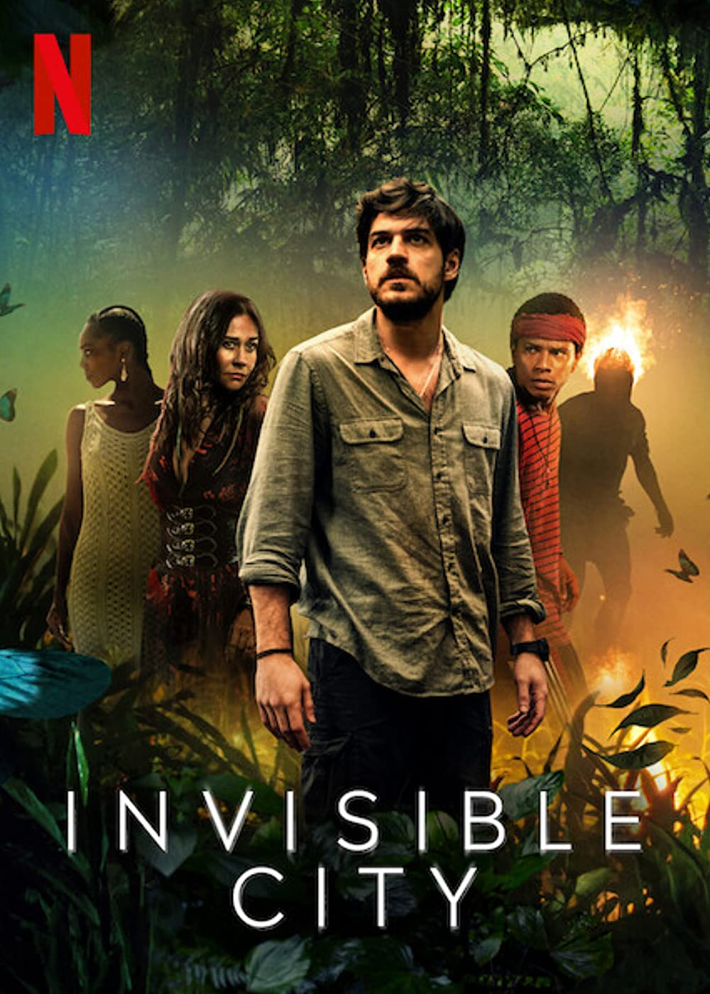 Watch Invisible City Online