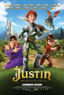 Watch Justin and the Knights of Valour Online