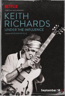 Watch Keith Richards: Under the Influence Online