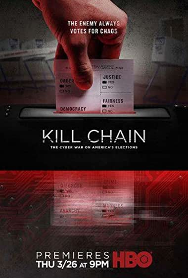 Watch Kill Chain: The Cyber War on America's Elections Online