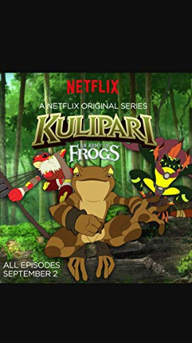 Watch Kulipari: An Army of Frogs Online