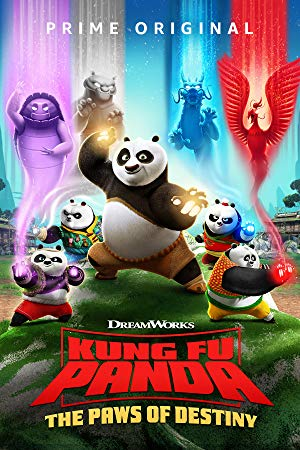 Watch Kung Fu Panda: The Paws of Destiny Online