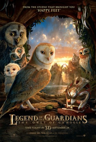Watch Legend of the Guardians: The Owls of Ga'Hoole Online