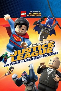 Watch LEGO DC Super Heroes: Justice League - Attack of the Legion of Doom! Online