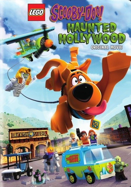 Watch Lego Scooby-Doo!: Haunted Hollywood Online