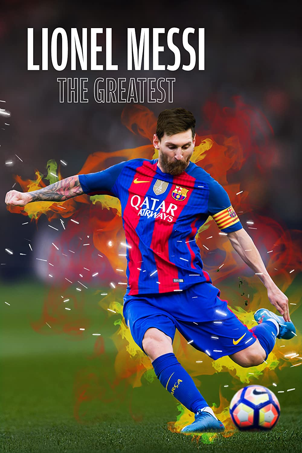 Watch Lionel Messi: The Greatest Online