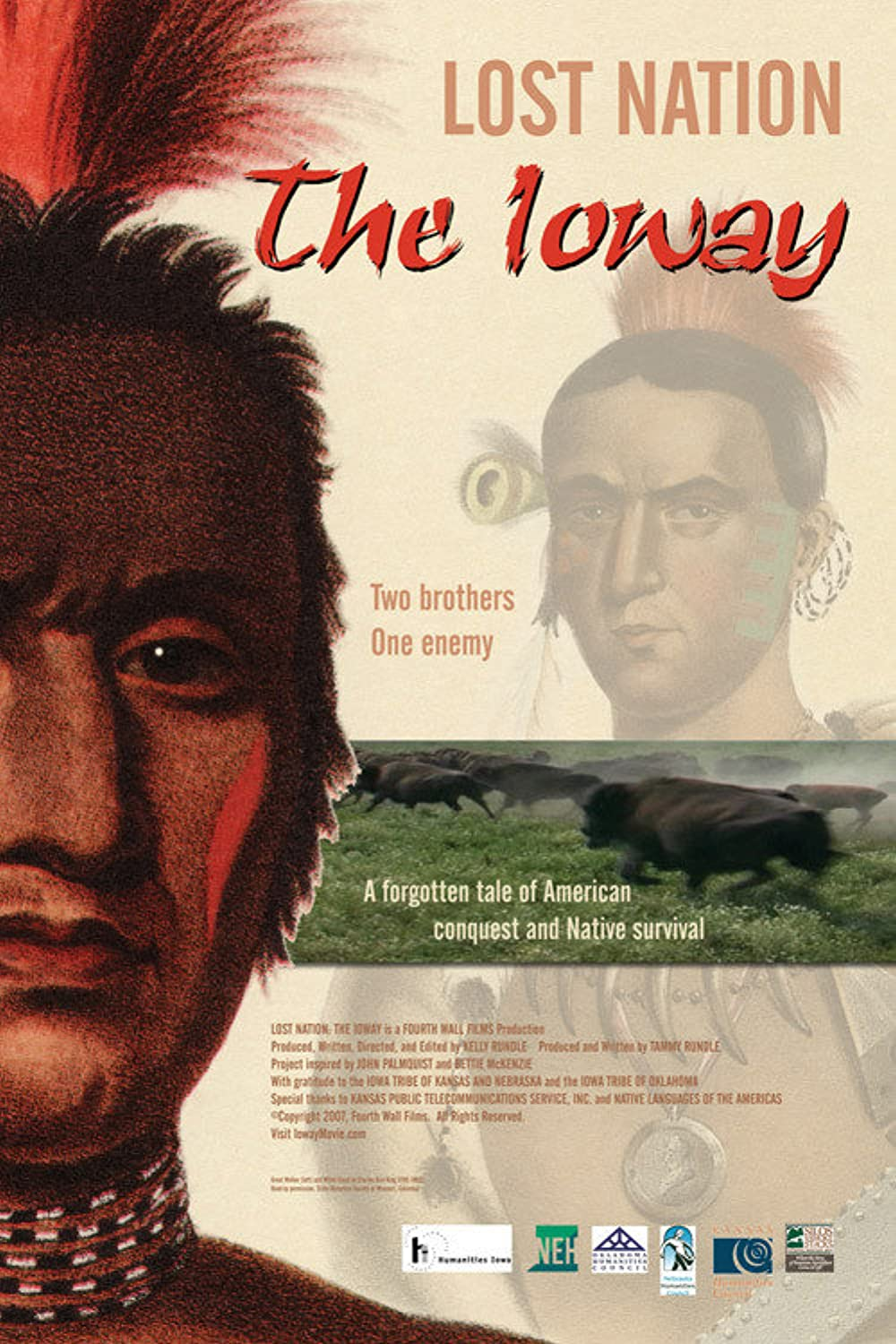 Watch Lost Nation: The Ioway Online