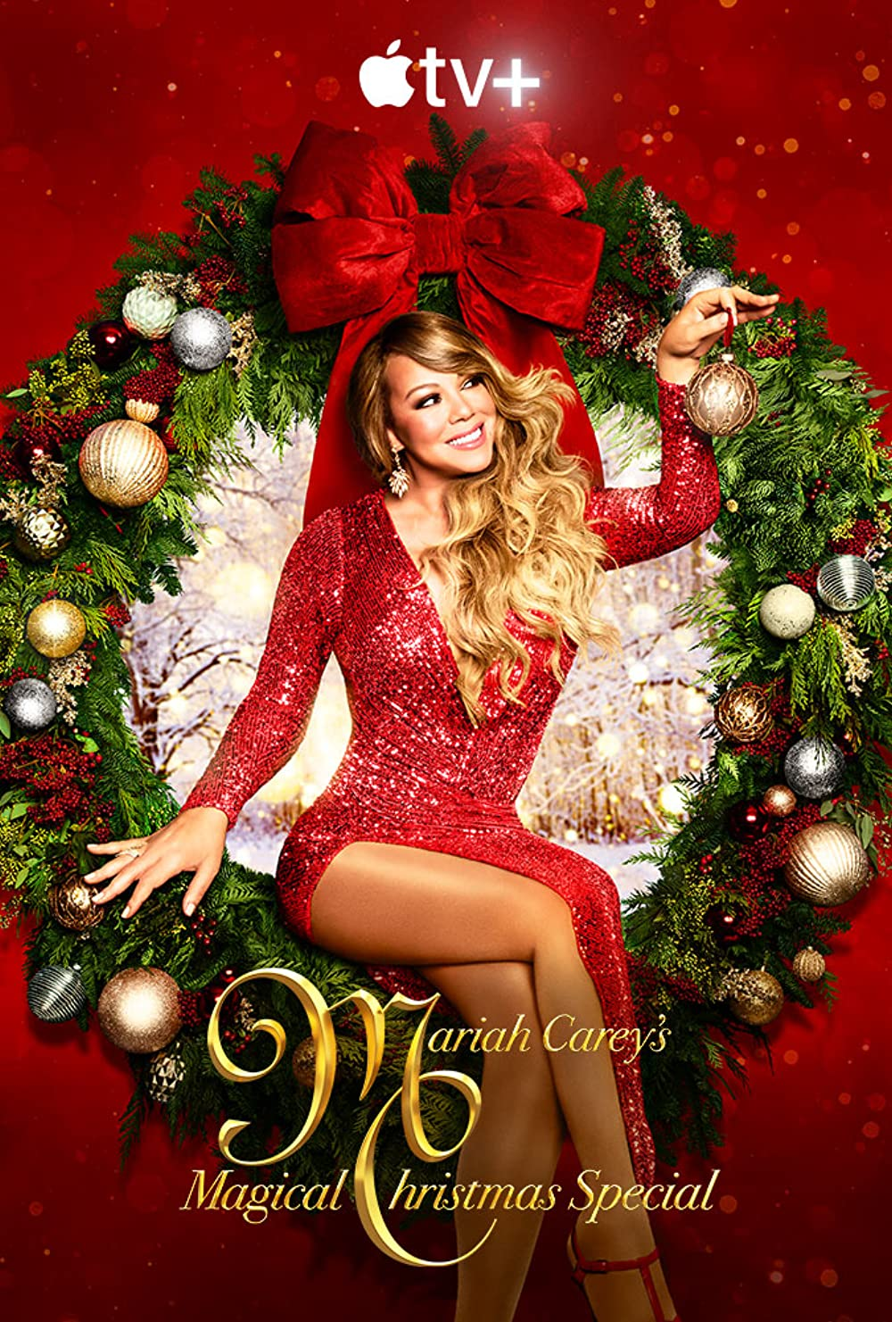 Watch Mariah Carey's Magical Christmas Special Online