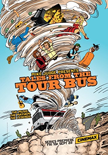 Watch Mike Judge Presents: Tales from the Tour Bus Online