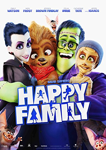 Watch Monster Family Online
