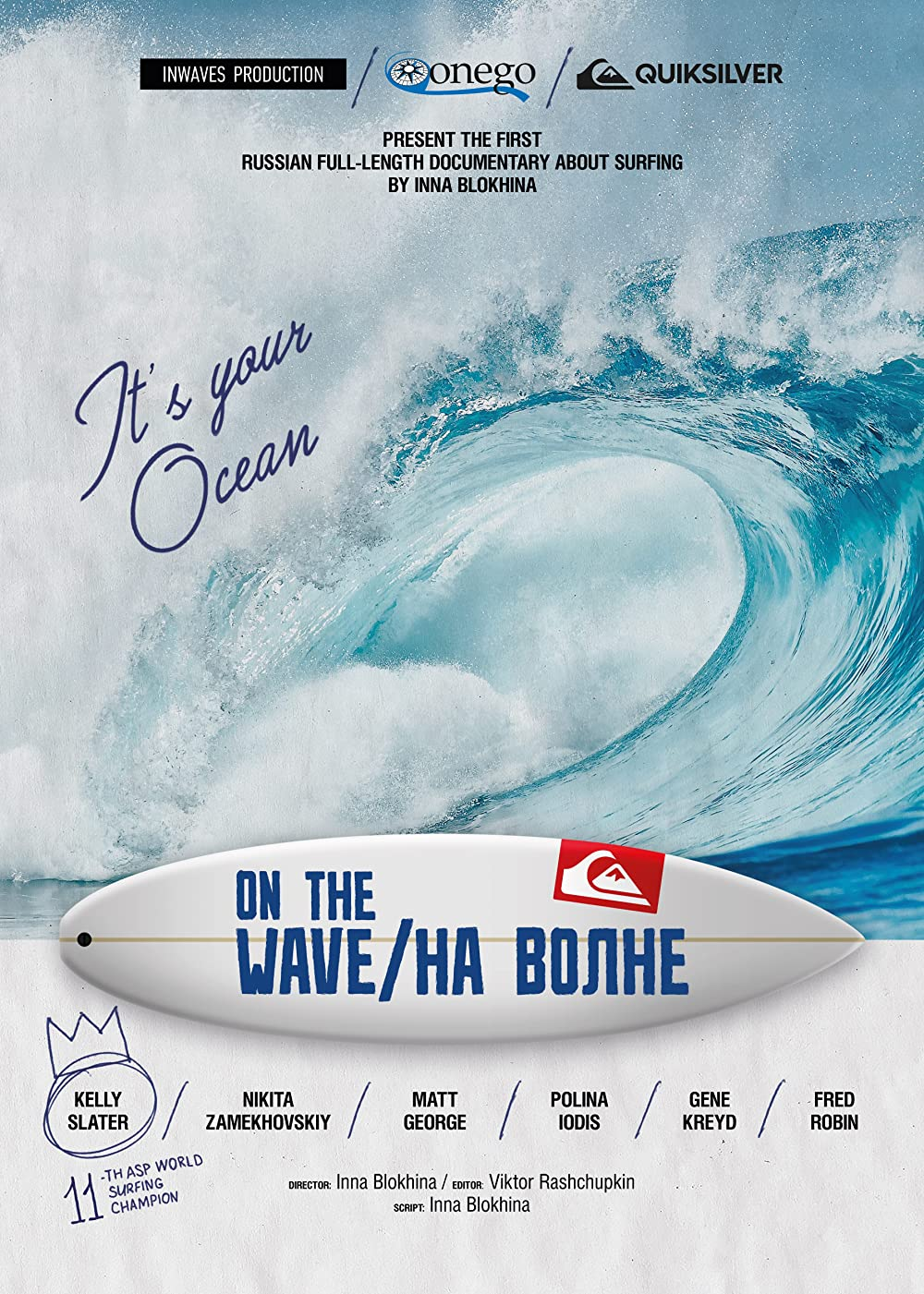 Watch On the wave Online