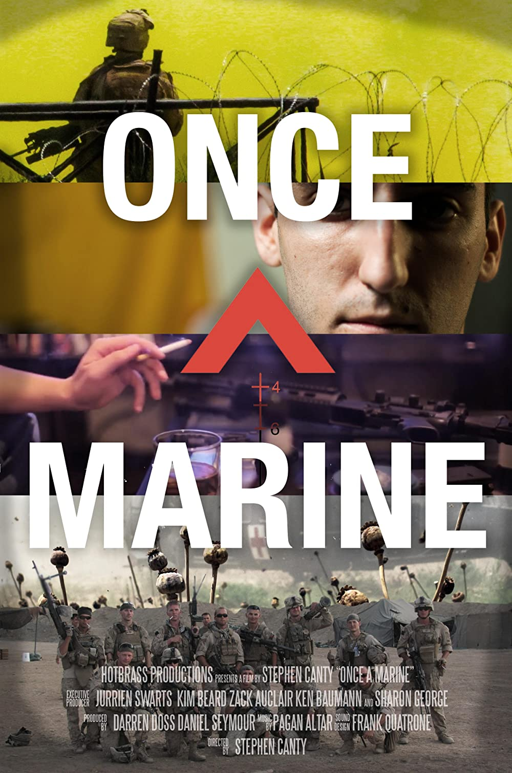 Watch Once a Marine Online